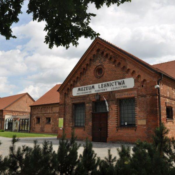 Muzeum Leśnictwa Gołuchów
